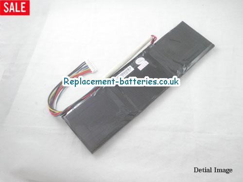 11.1V HEDY WINPADP100 Battery 3400mAh