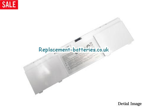 UK 3400mAh Long life laptop battery for Frontier FRNV105 Series, FRNV104 Series,