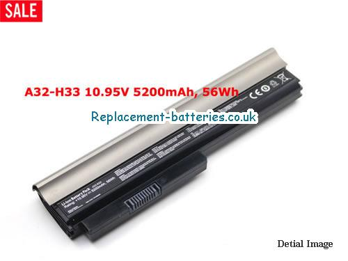10.95V HASEE K360-I3D1 Battery 5200mAh