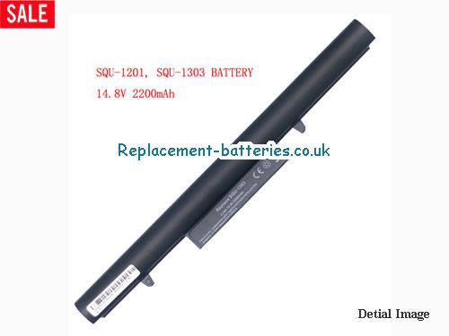 916T2203H Battery, 14.8V HASEE 916T2203H Battery 2200mAh
