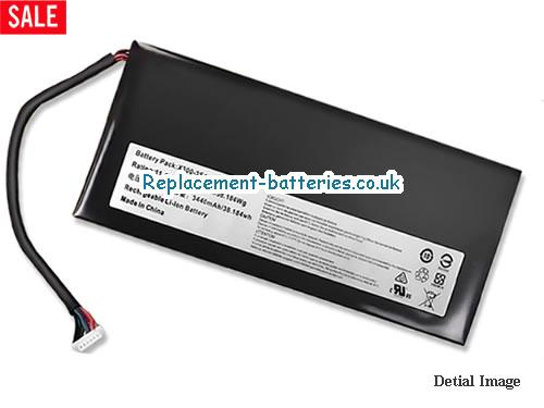 New Hasee X300-3S1P-3440 Battery SSBS39 For UI41B U43 U45 Laptop in United Kingdom and Ireland