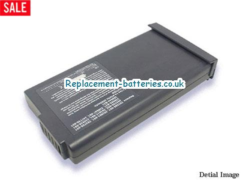 14.4V HP PRESARIO 1215 Battery 4400mAh