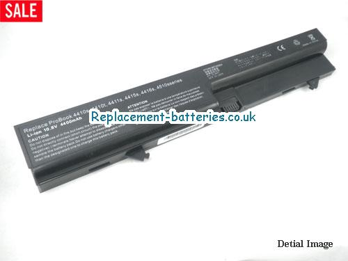 10.8V HP PROBOOK 4406S Battery 5200mAh