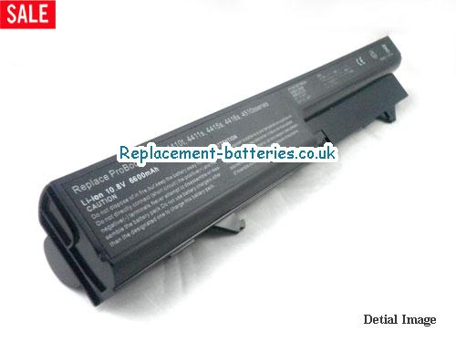 10.8V HP PROBOOK 4406S Battery 6600mAh