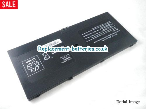 635146-001 Battery, 14.8V HP 635146-001 Battery 2800mAh, 41Wh