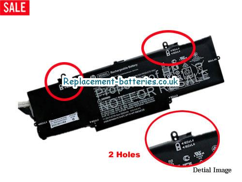 Genuine Hp 918045-171 Battery BE06XL Li-Polymer 5800mah 67Wh in United Kingdom and Ireland