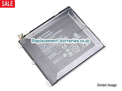 HP HSTNN-C121C-S BY02 Battery 3.7V 21Wh in United Kingdom and Ireland
