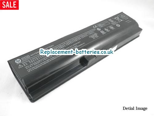 3ICR19/65-2 Battery, 11.1V HP 3ICR19/65-2 Battery 62Wh