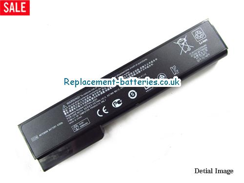 10.8V HP ELITEBOOK 8460P SERIES Battery 5200mAh