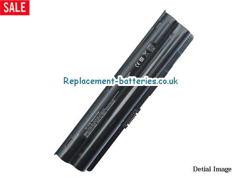 10.8V HP PAVILION DV3-2011TX Battery 6600mAh