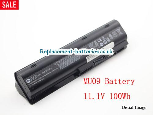 11.1V HP PAVILION DV6-3020TX Battery 100Wh