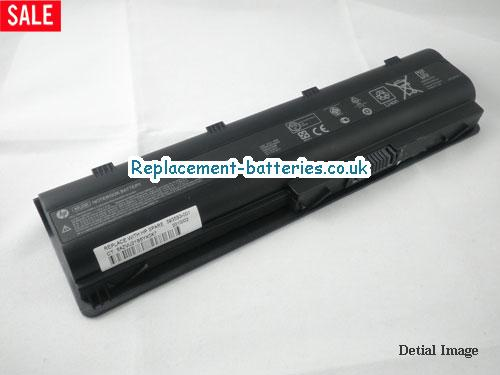 586006-321 Battery, 10.8V HP 586006-321 Battery 4400mAh