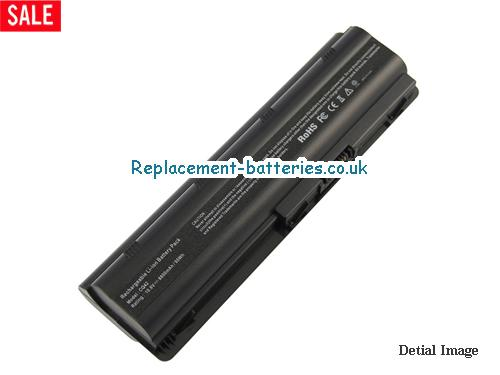 586006-321 Battery, 10.8V HP 586006-321 Battery 8800mAh