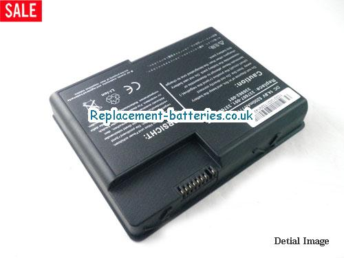 DL615A Battery, 14.8V HP DL615A Battery 4800mAh