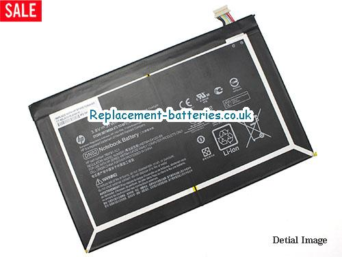 Genuine HP DN02 HSTNH-C412D Battery For Pro Slate 12 Laptop in United Kingdom and Ireland