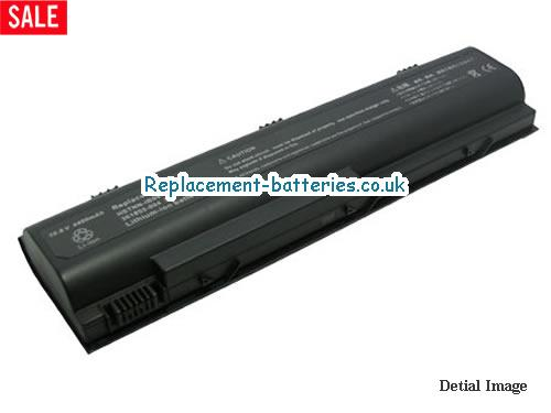 10.8V HP PAVILION DV5215CA Battery 5200mAh