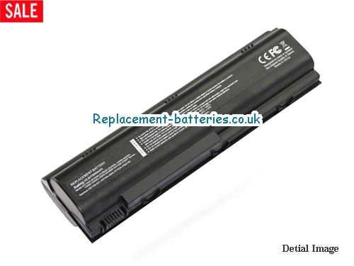 10.8V HP PAVILION DV1251EA Battery 7800mAh