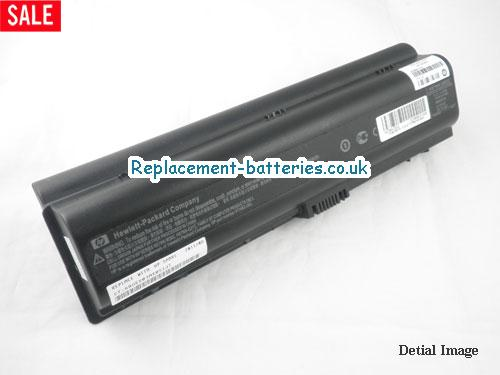 10.8V HP PAVILION DV2705TX Battery 8800mAh, 96Wh