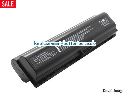 10.8V HP PAVILION DV6146TX Battery 10400mAh