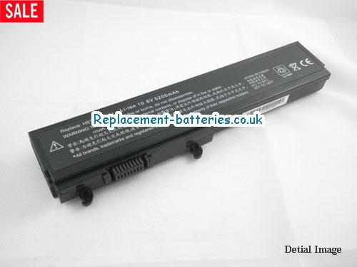 10.8V HP PAVILION DV3523TX Battery 4400mAh