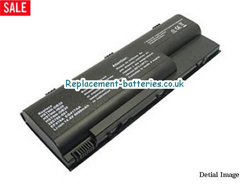 14.4V HP PAVILION DV8027EA Battery 4400mAh