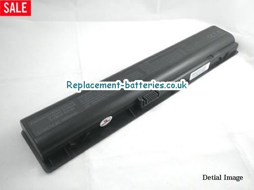 14.4V HP PAVILION DV9058EA Battery 4400mAh