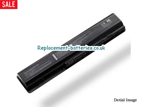 416996-161 Battery, 14.4V HP 416996-161 Battery 7800mAh