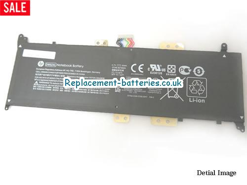 DW02XL Battery, 3.7V HP DW02XL Battery 25Wh