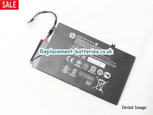 14.8V HP ENVY 4-1037TX SLEEKBOOK PC Battery 3400mAh, 52Wh