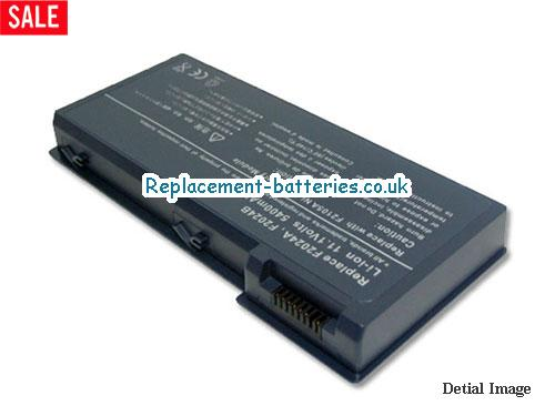XH535 Battery, 11.1V HP XH535 Battery 6600mAh
