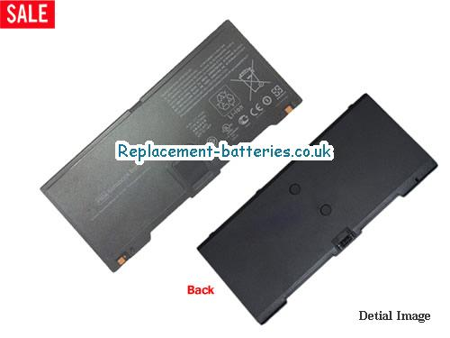 635146-001 Battery, 14.8V HP 635146-001 Battery 41Ah