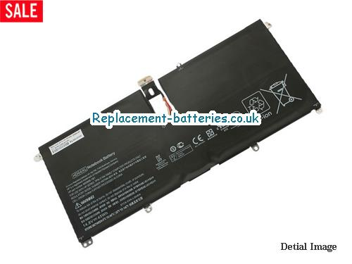 14.8V HP ENVY SPECTRE XT 13-2021TU Battery 2950mAh