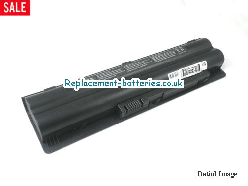 10.8V HP PAVILION DV3-2011TX Battery 4400mAh
