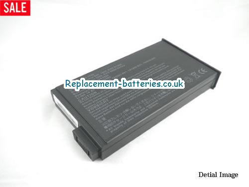 14.4V HP EVO N1020V-470050-072 Battery 4400mAh