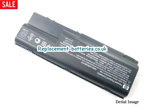 14.4V HP PAVILION DV8307TX Battery 4400mAh