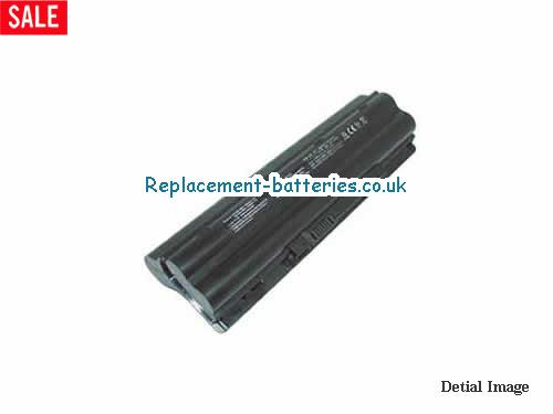 10.8V HP PAVILION DV3-1073CL Battery 6600mAh