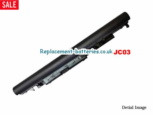3Cells HP JC03 Battery Li-ion 10.95v Or 11.1v 31.2Wh 2850mAh in United Kingdom and Ireland