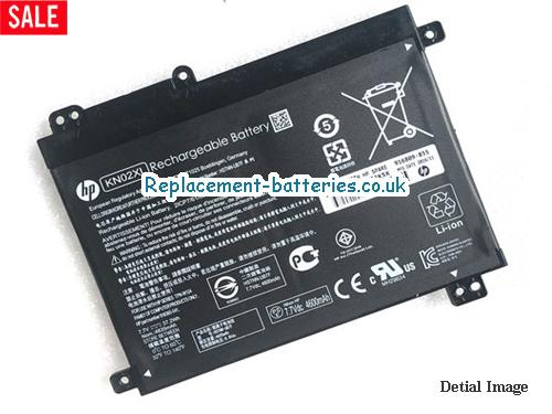 Genuine HP KN02XL HSTNN-UB7F 916365-541 Battery 37Wh in United Kingdom and Ireland