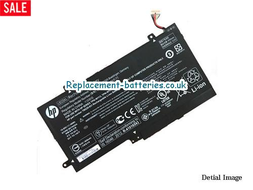 UK 4050mAh, 48Wh  Long life laptop battery for Hp TPNW116, TPNW114, TPNW113, TPN-W116,