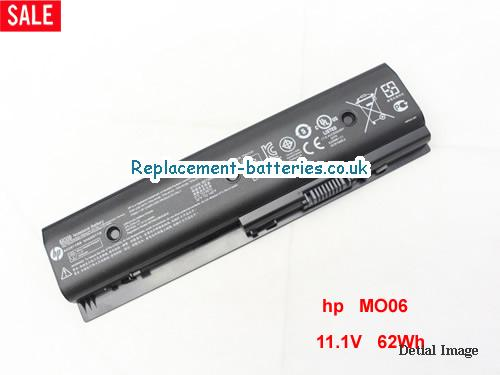 11.1V HP PAVILION DV6-7070EF Battery 62Wh