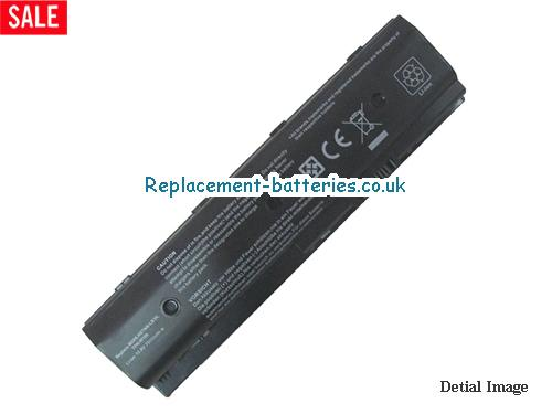 10.8V HP PAVILION DV6-7070EF Battery 7800mAh