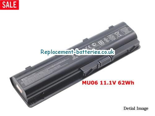 11.1V HP PAVILION DV6-3023TX Battery 62Wh