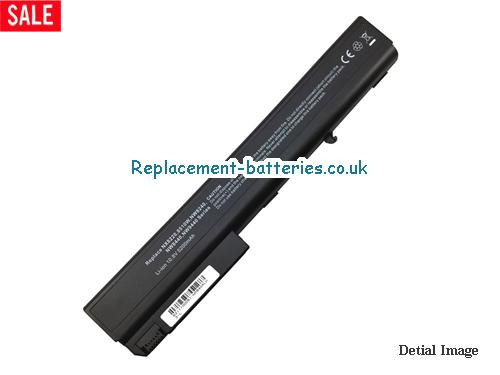 10.8V HP BUSINESS NOTEBOOK NW8220 Battery 5200mAh