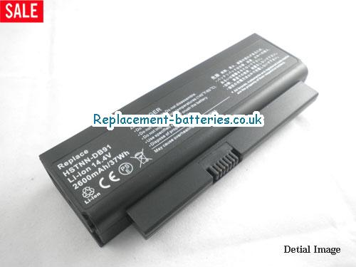 14.4V HP PROBOOK 4210S Battery 2600mAh