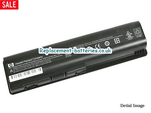 10.8V HP PAVILION DV6-1018EL Battery 47Wh
