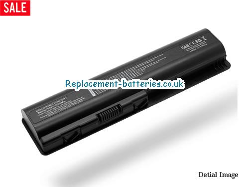 498482-001 Battery, 10.8V HP 498482-001 Battery 5200mAh