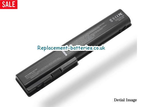 14.4V HP PAVILION DV7-1020TX Battery 5200mAh