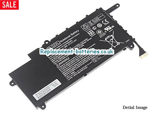 7.4V HP PAVILION 11-N014TU X360 TOUCHSCREEN Battery 28Wh
