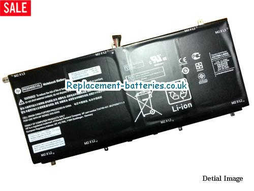 7.4V HP TPN-F111 Battery 6840mAh
