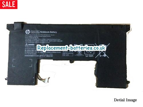 Genuine HP SA03XL 693090-171 Laptop Battery 33Wh in United Kingdom and Ireland